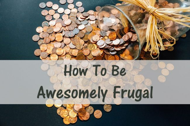 Awesomely Frugal